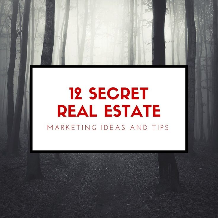 12 Real Estate Marketing Tips No One Tells You AboutEasy Agent PRO – Real Estate Marketing