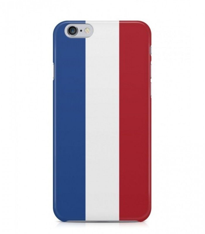 Dutch or Netherlandic Flag 3D Iphone Case for Iphone 3G/4/4g/4s/5/5s/6/6s/6s Plus - FLAG-NL - FavCases