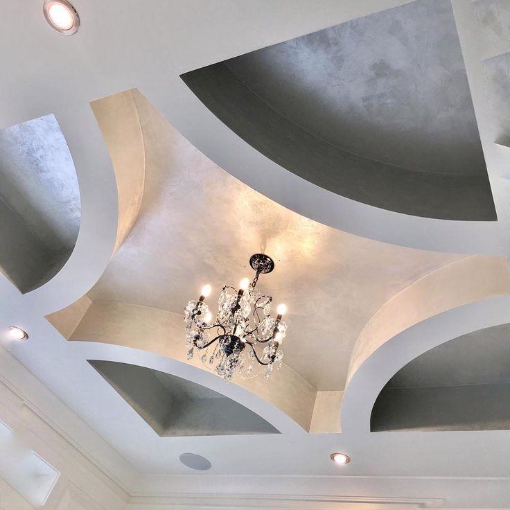 179 best ceilings modern masters images on pinterest for Modern plaster ceiling design