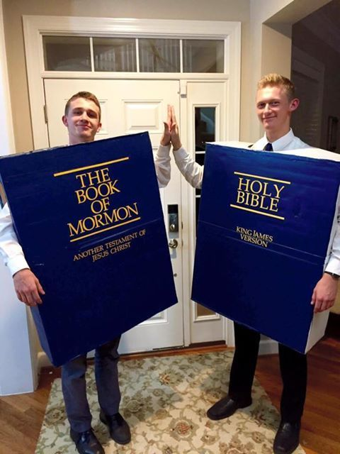 hilarious mormon missionary memes that sum up a life as a missionary - Mormon Halloween Costumes