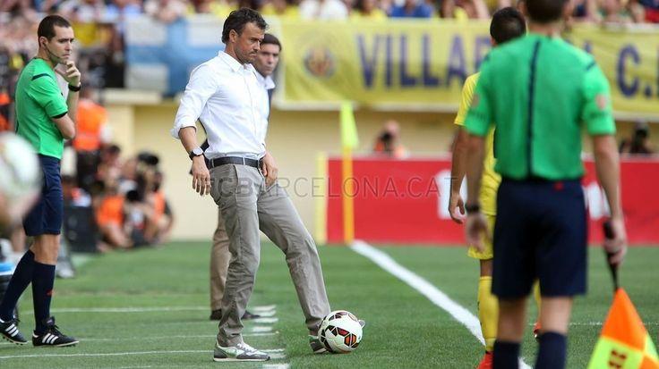Luis Enrique #LuisEnrique #Coach #FCBarcelona #Football #FCB