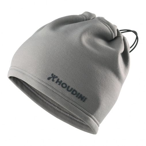 Allt i ett accessoaren – mössa, pannband eller neck gaiter i skönt fleecematerial.