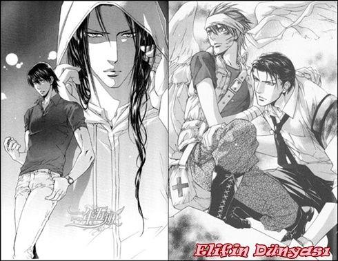 finder series manga