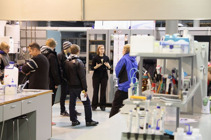 The Laboratory of Environmental Engineering in Technobothnia, Vaasa.