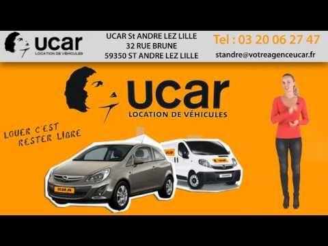 Besoin de louer un véhicule: automobile de tourisme, citadine, ou bien un utilitaire?   Faites à l'agence Ucar à Marquette-Lez-Lille, leur équipe se tient à votre disposition pour la location d'une voiture.  N'hésitez pour les contacter : http://ucar.fr/agences/UCAR_St_ANDRE_LEZ_LILLE-988.html