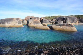 Elephant Rocks, Denmark WA