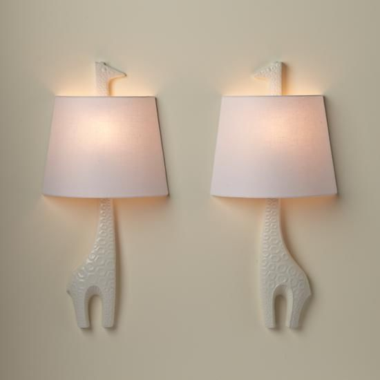Giraffe Wall Light | 41 Coolest Night Lights To Buy Or DIY