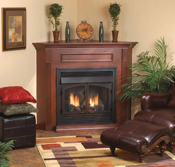 Corner Gas Fireplaces Fireplaces Pinterest Stove