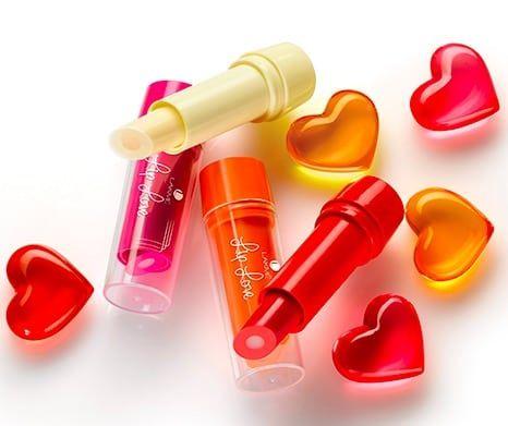 New Lakme Lip Love Lip Care Dual Core Balms