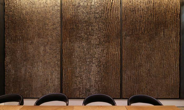 Poplar Bark Wall Panels Image Gallery