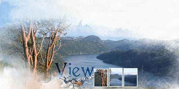 Lovely View For the AnnaLift found here...  http://ozone.oscraps.com/forum/showthread.php?t=35589 A photo I took at the Top of the Malahat Drive where the Arbutus Trees are numerous. Some say because of the terrible terrain that only they like to grow in, but I think its because they always grow where there is the most Lovely View! I used Anna Aspnes Designs - APP Sky's the Limit - Plain Paper https://www.oscraps.com/shop/ArtPlay-Palette-Sky-s-The-Limit.html Multilayered FotoBlendz No. 7…