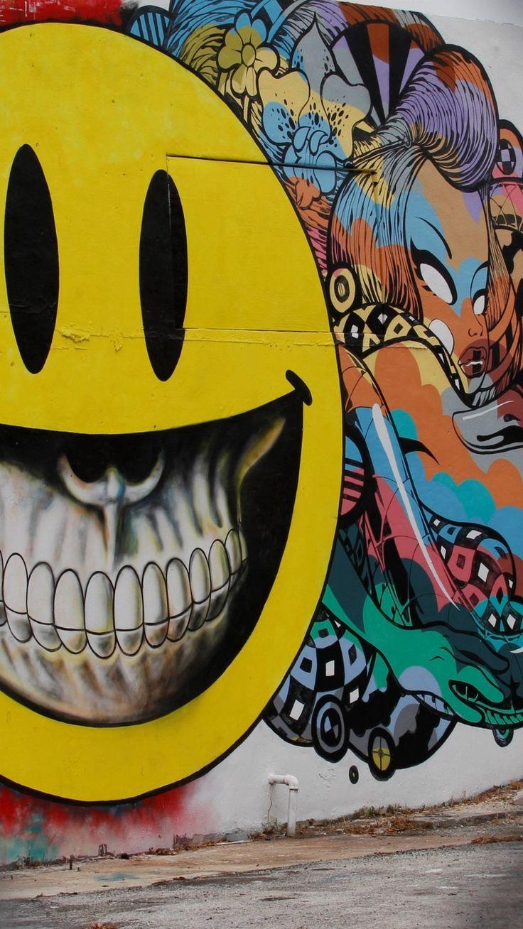 Graffiti Letters iPhone X Wallpaper   Best Wallpaper HD – courtney becker