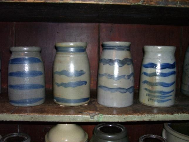 old kitchen cabinet 1000 images about stoneware crocks bowls pitchers etc on 23998