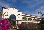 Entrada Principal Hotel Hacienda Guadalupe