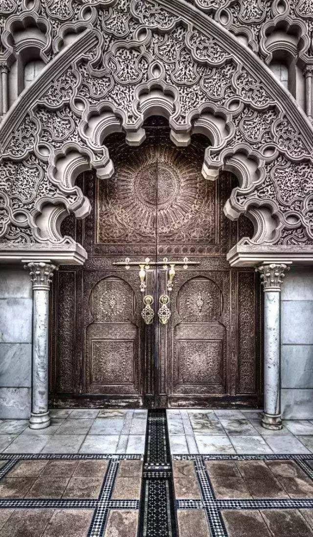 Самые красивые двери в мире фото
