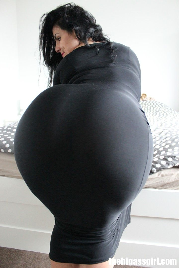 Big butt latex splendid stunning