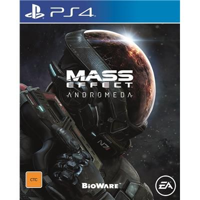 Mass Effect Andromeda - Out Now