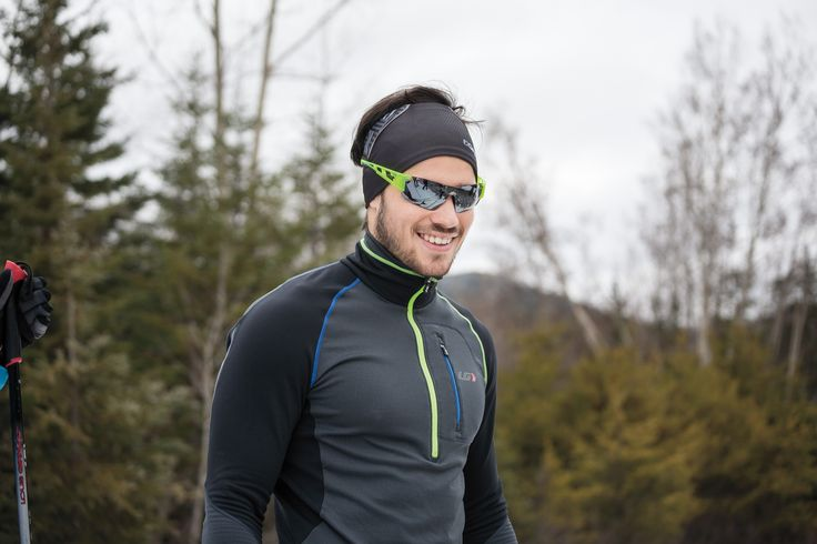While the Chase Wind Pro® Jersey is designed for cross-country skiing, it can also be used for running, cycling, or as a winter mid-layer. The brushed Polartec® fabric provides the thermal insulation, comfort and breathability of fleece with the added performance abilities to defy the wind and repel all forms of moisture. It blocks wind four times more than traditional fleece and has a Durable Water Repellent finish that repells light rain and snow.