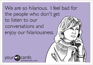 Ha!: Best Friends, My Life, Totally Me, Poor People, Haha So True