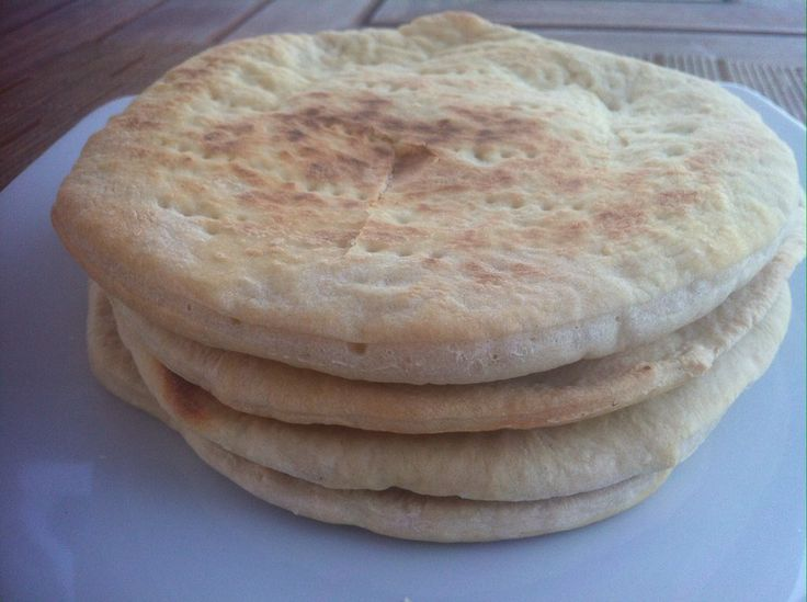 Are you still buying ready made pita breads? Save your tastebuds, click below!