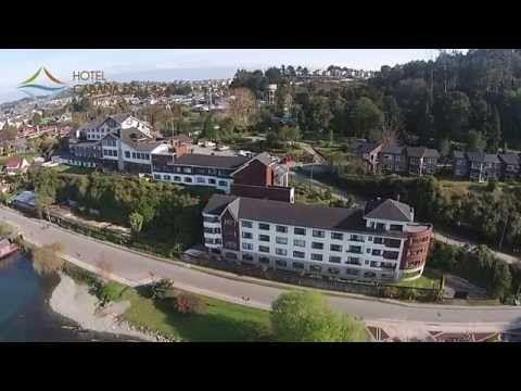 Hotel Cabana del Lago - World's Aerial Footage - Drone Travel Videos