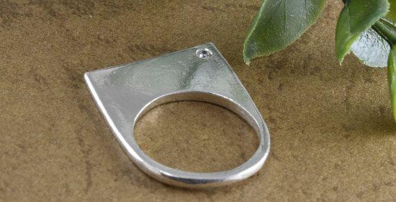 silver ring,  Handmade ring, gemstone, 925 silver, #jewelry #ring @EtsyMktgTool #silverring #gemstone #925silver #gift #birthdaygift