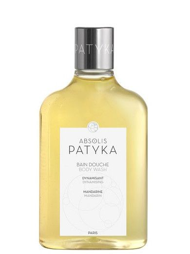 Patyka body wash mandarin