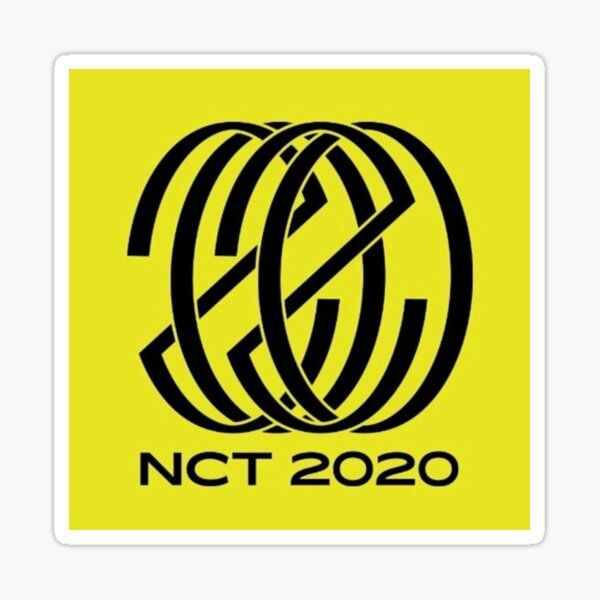 Nct 2020 Sticker By Nurfzr Nct Logo Nct Exo Stickers