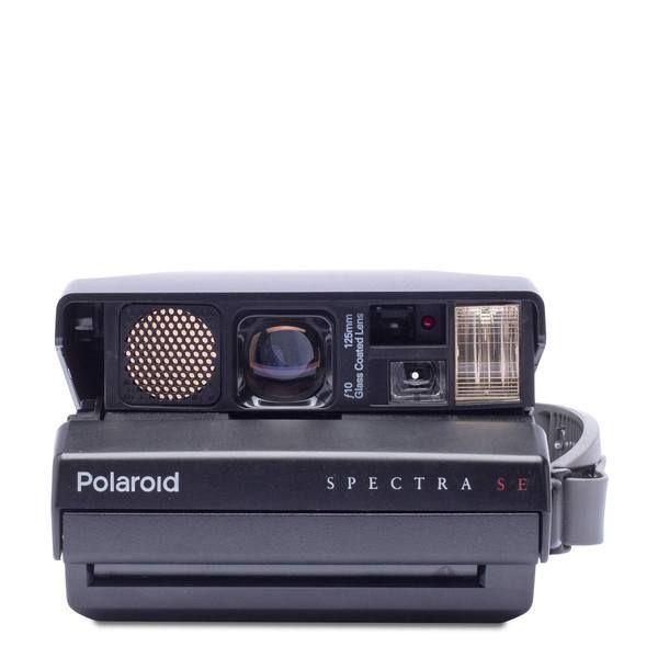 Polaroid Image/Spectra Camera - Full switch