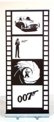 Iconic Bond Filmstrip