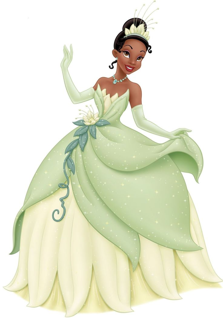 It is a picture of Transformative Princess and the Frog Pictures