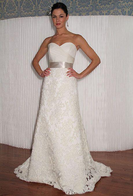 new Modern Trousseau wedding dresses fall 2012--LOVE IT!