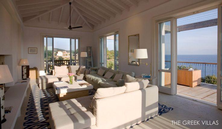 Corfu Luxury Villas, Luxury Villa rentals in Corfu , Villa Gaia II, Ionian Islands, Greece