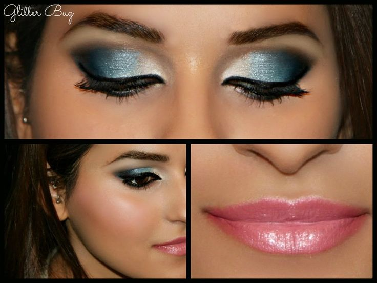 Prom Makeup For Hazel Eyes And Blue Dress | www.imgkid.com ...