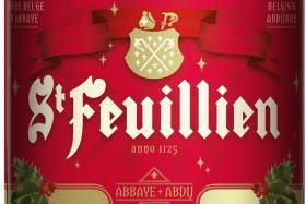 St Feuillien Cuvée de Noël / St Feuillien Cuvée de Noël