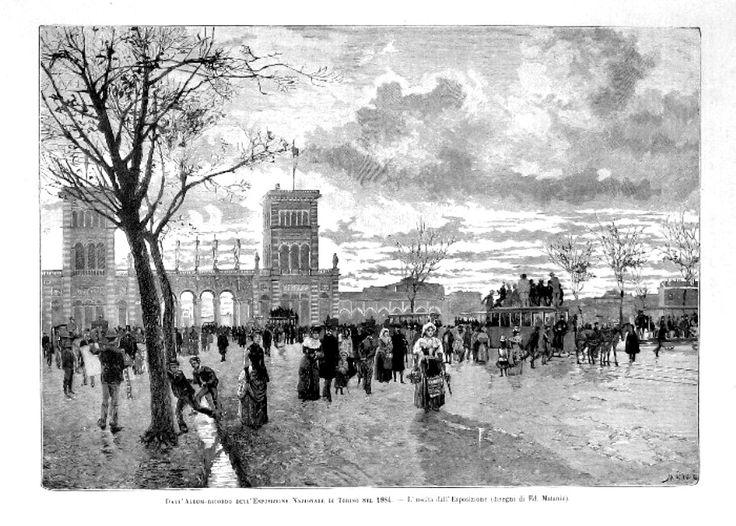 esposizione universale torino 1884 - Cerca con Google