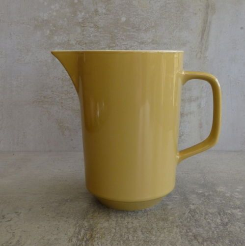 Vintage Crown Lynn Pottery Jug. # 6016 Made in New Zealand 1967+ holds 900mls.