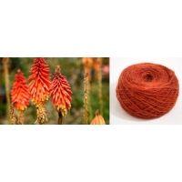 100% Mohair Yarn - rust