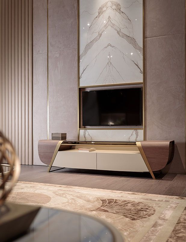 Italian Living Room Design: Italian Furniture For Exclusive And Modern Design In 2020