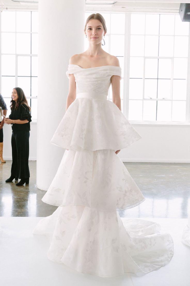 80 best Bridal Spring 2018 images on Pinterest | Hochzeitskleider ...