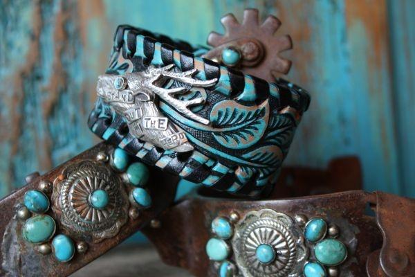 Sweet Bird Studio cuffs