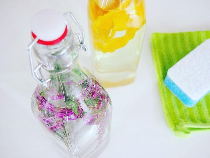 Ocet i jego zastosowanie- ekologiczne sprzątanie