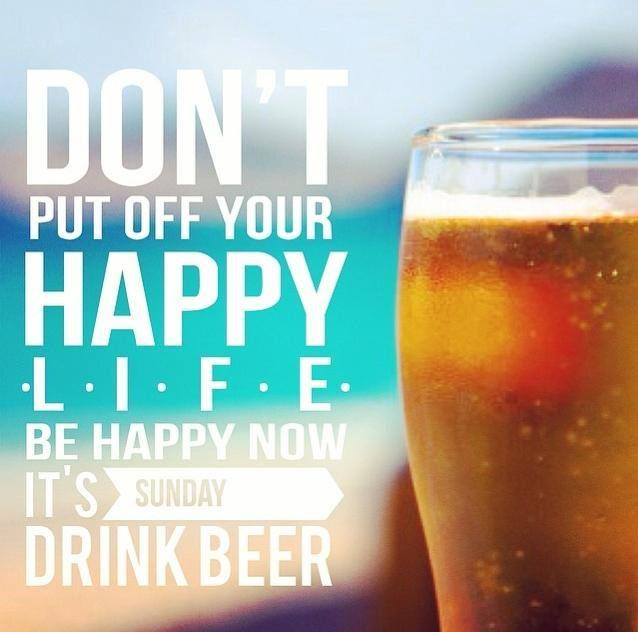 Sunday Funday Quotes: 60 Best Images About Beer Quotes On Pinterest