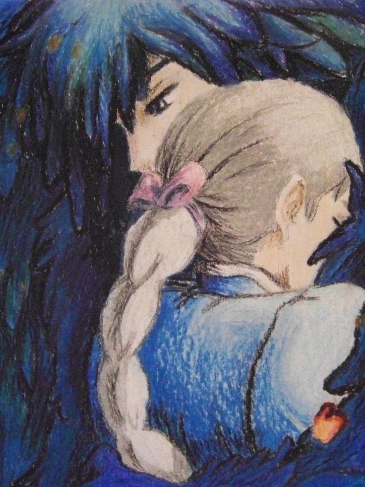 howels moving castle , anime