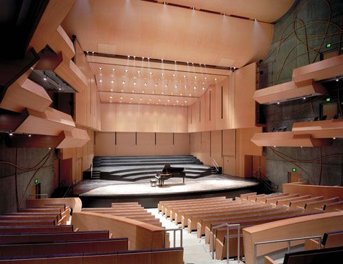 The Richard B. Fisher Center for the Performing Arts at Bard College...Sosnoff Theater