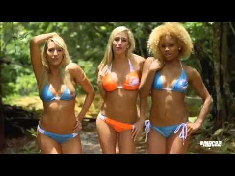 Miami Dolphins Cheerleaders Call Me Maybe by Carly Rae - YouTube