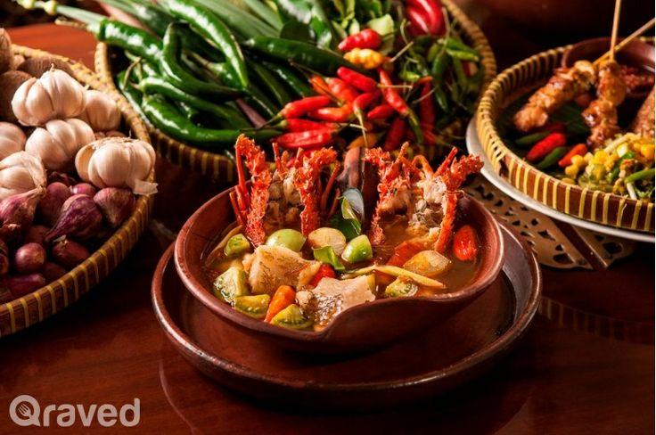 Sop Ikan Parang Tritis at Harum Manis Restaurant