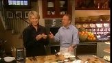 Martha Stewart is joined by Anton Edlemann, author of Taking Tea At The Savoy, who shares his recipes for scones and tea sandwiches.