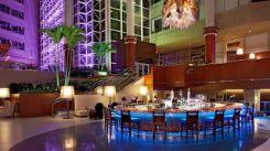 Hyatt Regency Greenville (barstools and banquettes)