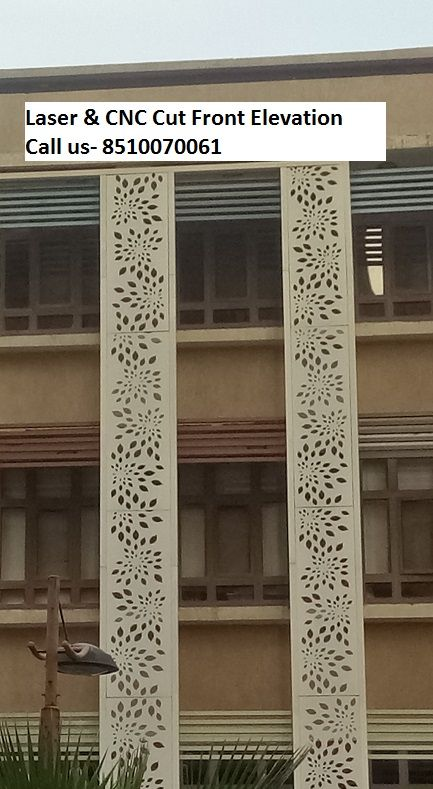Front Elevation Panels : Best laser cnc cutting work call images on